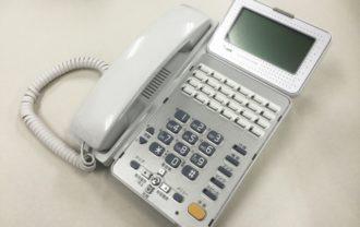 ビジネスフォン、主装置の耐用年数は6年