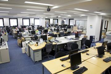 ビジネスフォンを導入するなら主装置をオフィスに設置する必要があります